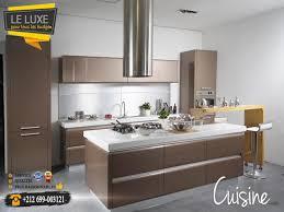 magasin cuisine cuisine équipée design et moderne ou sur mesure rabat maroc
