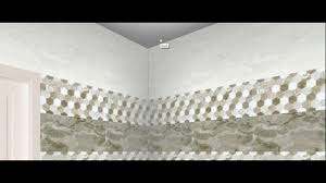 Bathroom Tile Visualizer View 360 Degree From Wall And Floor 3d Tile Visualizer Youtube