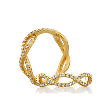 diamond studded a jaffe modern diamond wedding band diamond housealexis