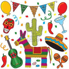 margarita time clipart image detail for clip art mexican fiesta individually grouped