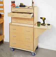 tool chest woodworking plan from wood magazine