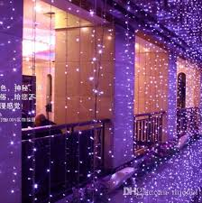 cheap 4 3 m 400 led curtain light wedding background of window
