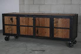 Vintage Industrial File Cabinet File Cabinet Design Rustic Wood File Cabinet Urban Vintage