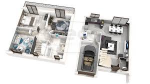 plan maison etage 3 chambres plan maison etage 3 chambres gratuit estein design