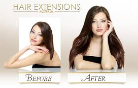 great hair extensions hair extensions before after 20 inch medium brown