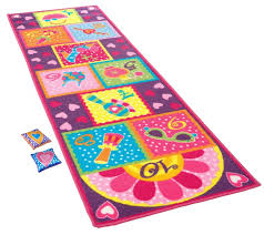 Cars Area Rug Tips Let Your Kids Play The Classic Game With Hopscotch Rug