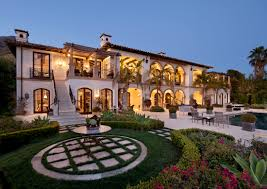 image result for spanish mansion open house plans with pools