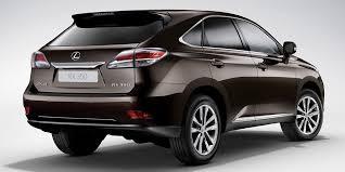 lexus rx 2013 lexus reveals 2013 rx 350 luxury utility vehicle truecar