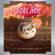 free flyer designs 28 bake sale flyer templates psd vector eps jpg download