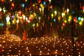 Festival Of Lights Thailand The Ultimate Guide To Yi Peng U0026 Loy Krathong In Chiang Mai