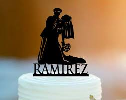 marine wedding cake toppers amazing wedding cake toppers marine corps sheriffjimonline