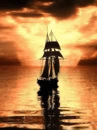 pirate sail wallpapers романтика моря океан луна закат солнца pinterest boating