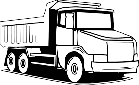 tractor trailer coloring pages truck jarno vasamaa coloring page wecoloringpage
