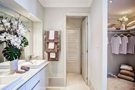 Bathroom Ideas Brisbane Ensuite And Walk In Robe The Montego Lakes Display