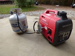 propane conversion on honda generator workshop pinterest