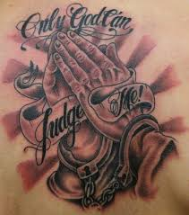 50 tattoos for of faith praying tattoozza