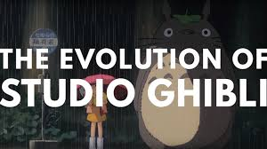 experience the growth of studio ghibli in this beautiful montage