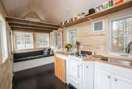 tiny house slide out a former twin cities family trades space in suburbia for closer