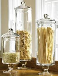 glass kitchen canisters decorative kitchen canisters foter