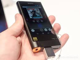 android mp3 player on with the sony walkman nw zx2 1119 of android powered