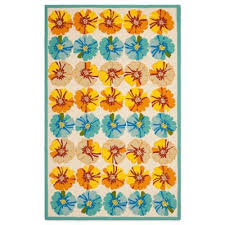 Hibiscus Rug Buy Floral Outdoor Rug From Bed Bath U0026 Beyond