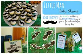 little man u0027 baby shower teacher by trade mother by nature