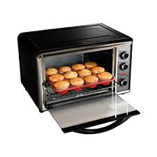 Hamilton Beach Set Forget Toaster Oven With Convection Cooking Amazon Com Hamilton Beach 31104 Countertop Oven With Convection