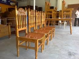 Teak Wood Dining Tables Teak Wood Dining Table And Chairs At Rs 15500 No S Dining