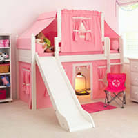 Slide Bunk Bed Bunk Beds And Loft Beds With Slide Browse Discover Best Deals