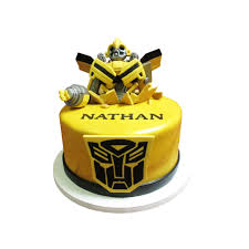 transformers cakes transformers bumblebee cake city cakes