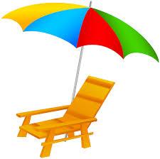 Beech Umbrella Beach Umbrella And Chair Png Clip Art Best Web Clipart
