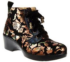 womens boots qvc alegria s shoes sandals boots more qvc com
