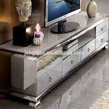 tv stand mirrored tv cabinet living room furniture 39 cool ideas