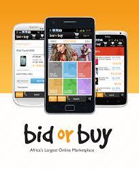 buy and bid bid or buy bid or buy android app digital advert by prezence