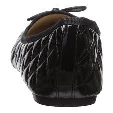 Comfortable Black Ballet Flats Alpine Swiss Aster Womens Comfort Ballet Flats Faux Leather Slip