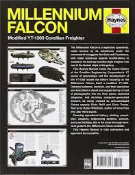 star wars millennium falcon owner u0027s workshop manual ryder