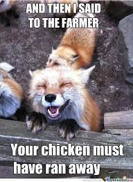 Meme Fox - fox meme 2 fox tells you funny story by agentofthemessiah on