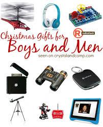 christmas gifts for boys and men radioshack boys gift and holidays