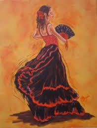 flamenco dancer 2 brenda morgado foundmyself