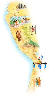 Interactive World Map For Kids by Incas For Kids Who Were The Incas Dk Find Out