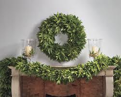 bay leaf wreath williams sonoma