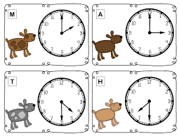 Time Clock Worksheets Two For Tuesday Telling Time U0026 Canada Day Elementary Amc