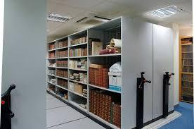 mobileshelving ese projects mezzanine floor installation