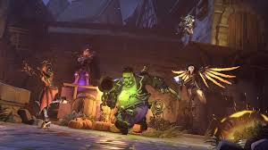 What Did Halloween Originate From by Overwatch U0027 Halloween Event Brings Back Last Year U0027s Spooky Brawl