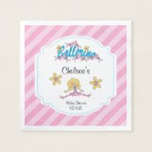 ballerina baby shower theme ballerina baby shower theme gifts on zazzle