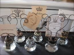 table top place card holders 9 best creative placecards for business events images on pinterest