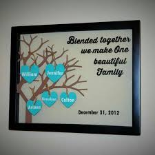 wedding quotes joining families gift for stepson wedding gift by