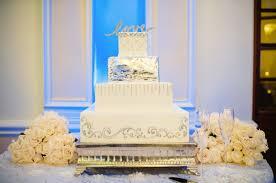 wedding cake houston an all white winter wedding in houston inside weddings