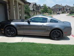 Black Mustang Wheels Plasti Dipped My 2013 Mustang Rims Ford Mustang Forum
