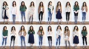 over 40 work clothing capsule 10 pieces 20 looks 2016 fall to winter capsule wardrobe